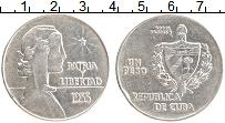 Изображение Монеты Куба 1 песо 1935 Серебро XF