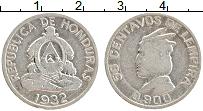 Продать Монеты Гондурас 50 сентаво 1973 Серебро