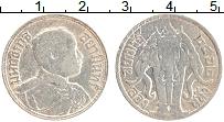 Изображение Монеты Таиланд 1 бат 1919 Серебро XF-