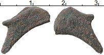 Изображение Монеты Крым Монета-дельфин 0 Медь VF Ольвия (Территория К