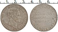 Изображение Монеты Пруссия 1 талер 1829 Серебро XF А. Фридрих Вильгельм