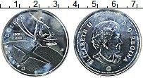 Изображение Монеты Канада 1 доллар 2009 Серебро UNC Елизавета II. 100 ле