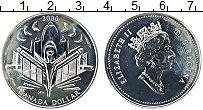 Изображение Монеты Канада 1 доллар 2000 Серебро UNC Елизавета II. Шаттл