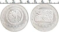 Изображение Монеты Мексика 5 песо 1998 Серебро UNC