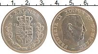 Изображение Монеты Дания 5 крон 1966 Медно-никель UNC-