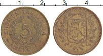 Изображение Монеты Финляндия 5 марок 1948 Латунь VF