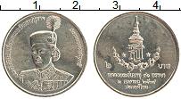 Изображение Монеты Таиланд 2 бата 1991 Медно-никель UNC-