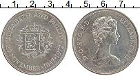 Изображение Монеты Великобритания 25 пенсов 1972 Медно-никель UNC-