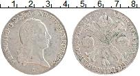 Изображение Монеты Австрия Австрийские Нидерланды 1 талер 1797 Серебро XF