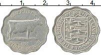 Изображение Монеты Гернси 3 пенса 1959 Медно-никель XF