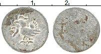 Изображение Монеты Камбоджа 1 фуанг 1847 Серебро VF Птица