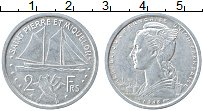 Изображение Монеты Африка Сен-Пьер и Микелон 2 франка 1948 Алюминий XF