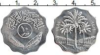 Изображение Монеты Ирак 10 филс 1981 Медно-никель UNC-