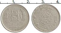 Изображение Монеты Афганистан 25 пул 1952 Медно-никель XF