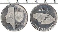 Продать Монеты Бонайре 50 центов 2012 Медно-никель