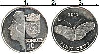 Продать Монеты Бонайре 10 центов 2012 Медно-никель