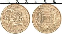 Изображение Монеты Уругвай 5 песо 1976 Латунь UNC- 250-летие основания