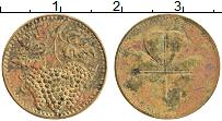 Изображение Монеты Германия Жетон 0 Латунь XF Игровой жетон. Виног