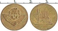 Изображение Монеты Германия Жетон 0 Латунь XF Игровой жетон. Собор