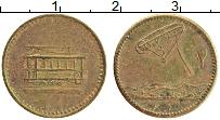 Изображение Монеты Германия Жетон 0 Латунь XF Игровой жетон. Трамв