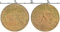 Изображение Монеты Германия Жетон 0 Латунь XF Игровой жетон. Машин
