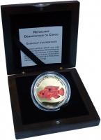 Изображение Подарочные монеты Конго 10 франков 2005 Серебро Proof