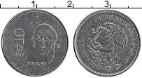 Изображение Монеты Мексика 10 песо 1989 Медно-никель XF