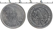 Изображение Монеты Мексика 1 песо 1984 Медно-никель XF Хосе Морелос