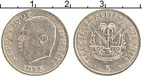 Изображение Монеты Гаити 5 центов 1975 Медно-никель UNC-
