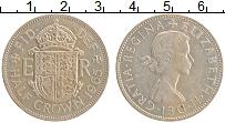 Изображение Монеты Великобритания 1/2 кроны 1965 Медно-никель XF
