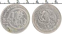 Изображение Монеты Мексика 20 песо 1984 Медно-никель XF