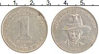 Изображение Монеты Никарагуа 1 кордоба 1980 Медно-никель XF
