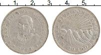 Изображение Монеты Никарагуа 1 кордоба 1972 Медно-никель XF