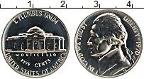 Изображение Монеты США 5 центов 1970 Медно-никель Proof S (Слаб INB PR70)