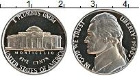 Изображение Монеты США 5 центов 1980 Медно-никель Proof