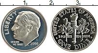 Изображение Монеты США 1 дайм 2000 Медно-никель Proof