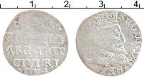 Изображение Монеты Польша 3 гроша 1626 Серебро VF Сигизмунд III