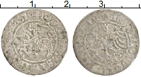 Изображение Монеты Литва 1 грош 1570 Серебро VF Сигизмунд II Август