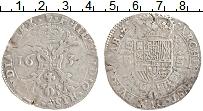 Продать Монеты Испанские Нидерланды 1 патагон 1645 Серебро