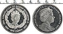 Продать Монеты Фолклендские острова 1 крона 2013 Медно-никель