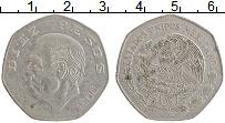 Изображение Монеты Мексика 10 песо 1980 Медно-никель XF Мигель Идальго