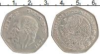 Изображение Монеты Мексика 10 песо 1974 Медно-никель XF Мигель Идальго