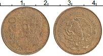 Изображение Монеты Мексика 20 песо 1988 Латунь XF Гуадалупе Виктория
