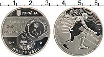 Изображение Монеты Украина 2 гривны 2017 Медно-никель Proof-