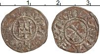 Изображение Монеты Генуя 1 денарий 0 Серебро XF-