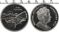 Продать Монеты Антарктика 2 фунта 2016 Медно-никель