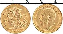 Изображение Монеты ЮАР 1 соверен 1927 Золото XF+