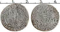 Изображение Монеты Зальцбург 3 крейцера 1681 Серебро VF+