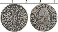Изображение Монеты Австрия 3 крейцера 1651 Серебро XF- Фердинанд III (GH)