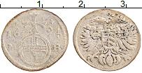 Изображение Монеты Австрия 3 пфеннига 1694 Серебро XF-